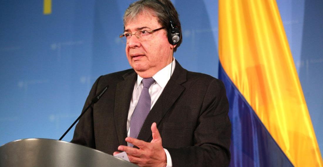 El ministro Exteriores de Colombia viaja a Alemania