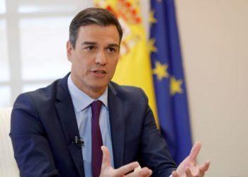 Pedro Sánchez, líder del PSOE. Foto: EFE