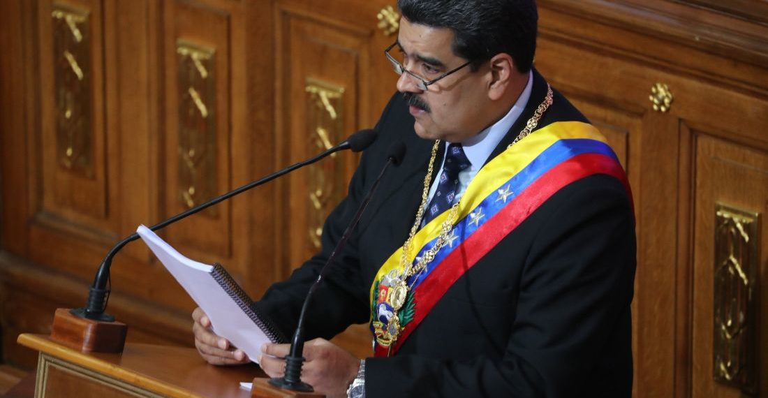 Presidente Maduro rinde cuentas sobre su mandato en 2018