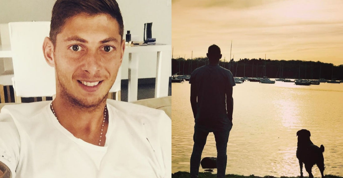 Instagram: @emilianosala9