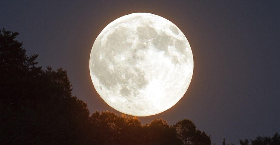 Resultado de imagen para superluna de nieve