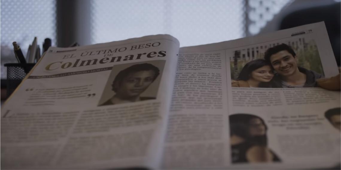Historia de un crimen: Colmenares. Foto: Tráiler oficial