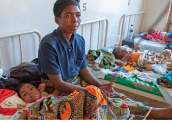 Cada dos minutos por malaria en el mundo. Foto: ONU