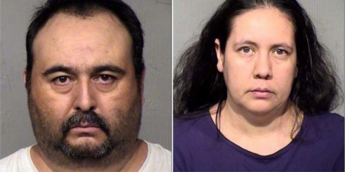 Una pareja latinoamericana fue detenida en Phoenix, Estados Unidos, por obligarlo a tener relaciones sexuales con la mujer y cumplir una fantasía sexual.Foto: EFE