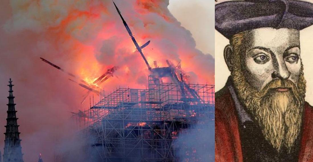 Resultado de imagen para imagenes incendio notre dame