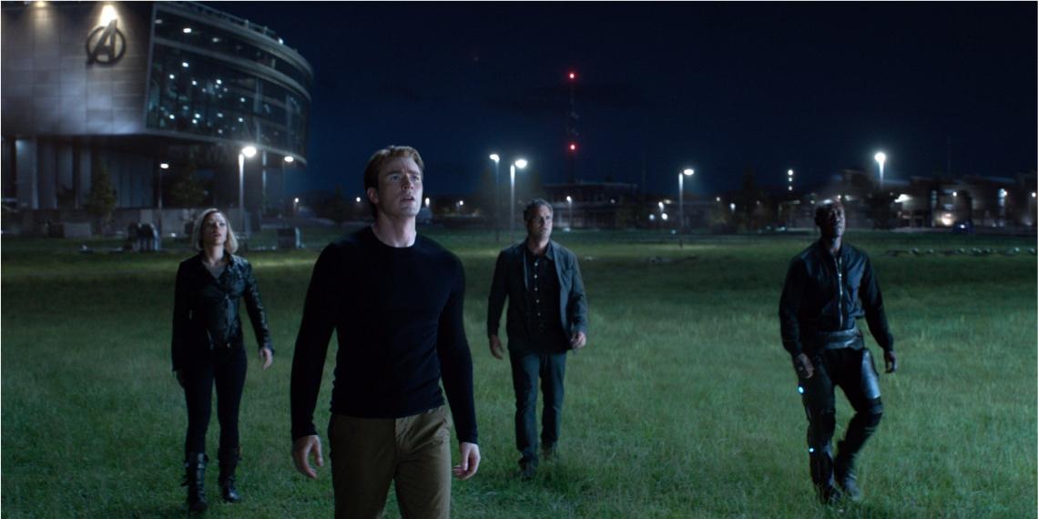 'Avengers: Endgame' se convirtió en la primera cinta en superar los 1.000 millones de dólares en su estreno en cines. Foto: EFE.