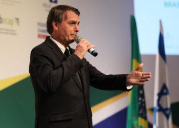 El presidente de Brasil, Jair Bolsonaro. Foto EFE.