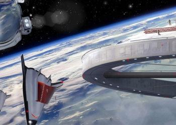 """Con más de 160.000 """"habitantes"""", el proyecto de la estación espacial Asgardia, de la mano del ingeniero y multimillonario Igor Ashurbeyli, busca convertirse en un estado soberano e independiente. Foto: EFE"""