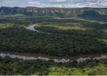Serranía de Chiribiquete. Foto: Parques Nacionales Naturales de Colombia