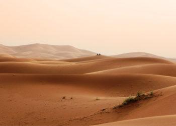 En el año 2007, cerca de once países africanos desarrollaron una iniciativa ambiental para contener la expansión del desierto del Sahara. Foto: Pixabay