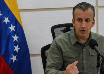 Tareck El Aissami, exvicepresidente y ministro de Venezuela: Foto: EFE